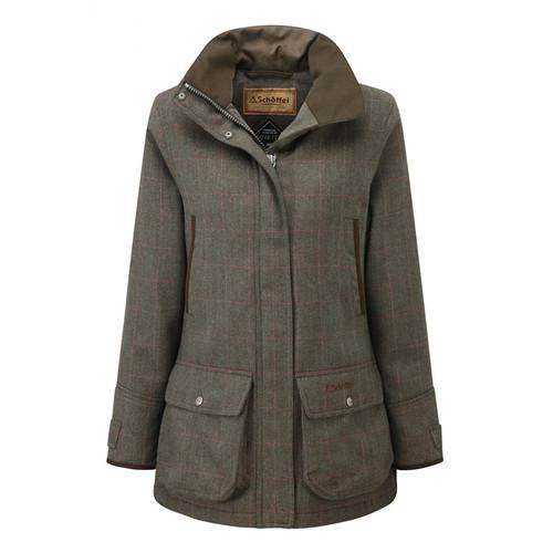 Ladies Ptarmigan Tweed Coat38176