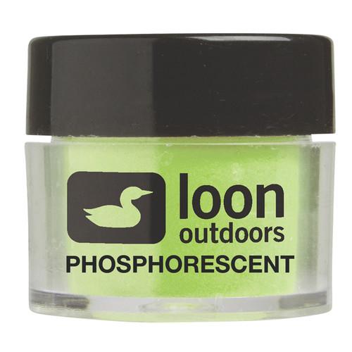 Loon Fly Tying Powder: Phosphorescent13658