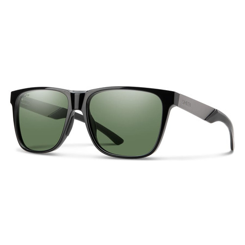 Lowdown Steel XL Black Frame/ ChromaPop Polarized Grey Green Lens52482