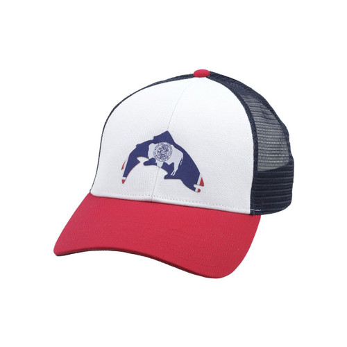 Wyoming Patch Trucker42795