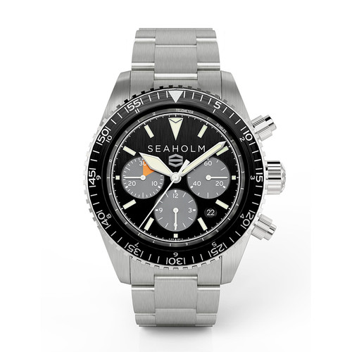 Seaholm Flats Chronograph Watch40878