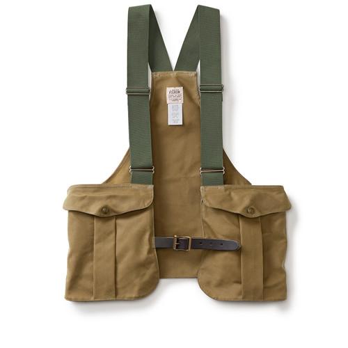 Filson Tin Game Bag- Regular- Dark Tan34701