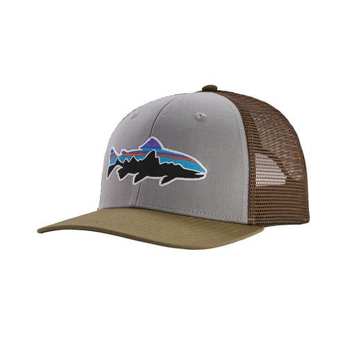 Fitz Roy Trout Trucker Hat New49697