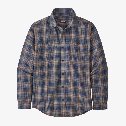 M's LS Pima Cotton Shirt New52421