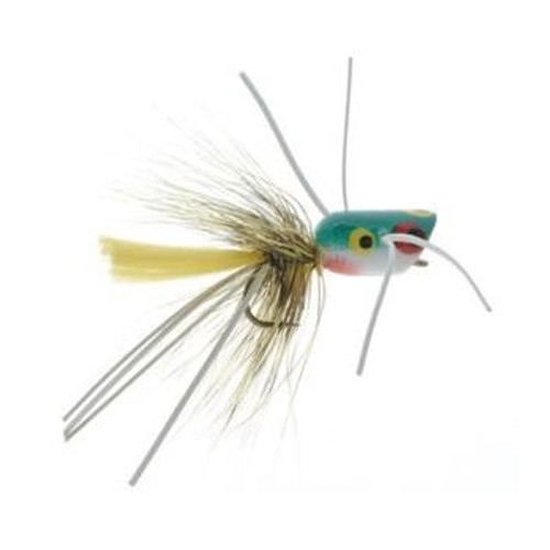 Micro Popper Chartreuse 1023879