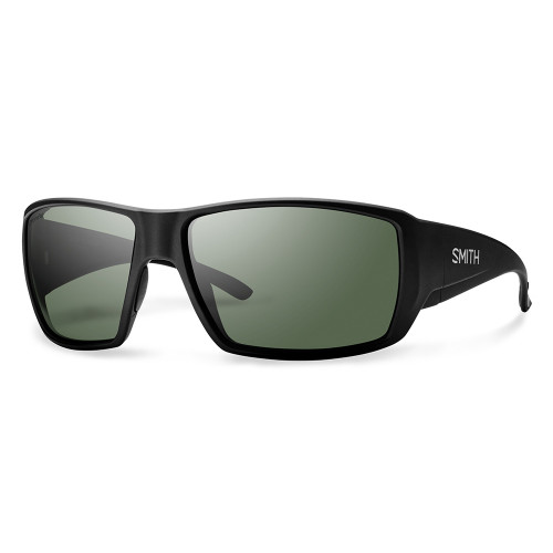Guides Choice Matte Black Frame/ ChromaPop Polarized Gray Green Lens32444