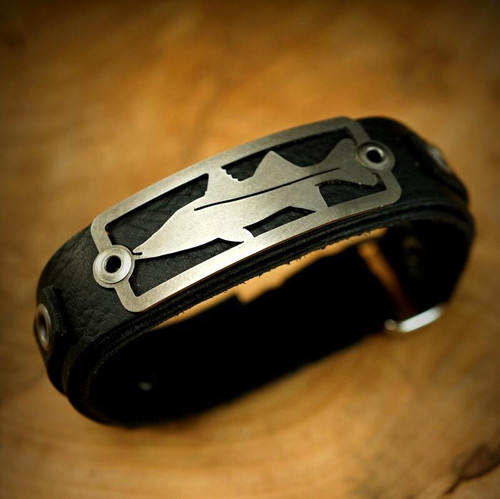 Snook Bracelet- Black32825