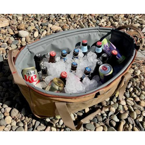 Fishpond Ice Storm Cooler- Sand32720