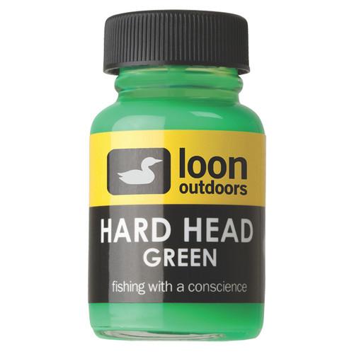 Loon Hard Head Green13574