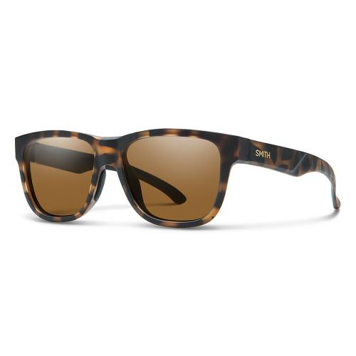 Lowdown Slim 2 Matte Tortoise Frame/ ChromaPop Polarized Brown Len39217
