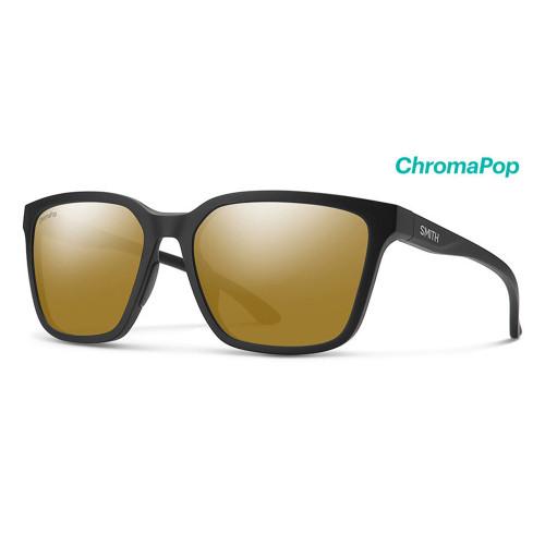 Shootout Matte Black Frame/ ChromaPop Polarized Bronze Mirror Lens45475