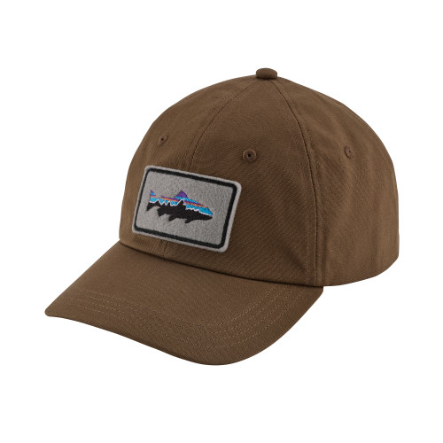 Fitz Roy Trout Patch Traditional Cap39641