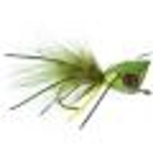 Bass Popper Moss Man 1023813