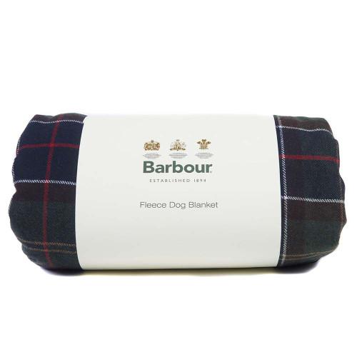 Barbour Tartan Dog Blanket49953