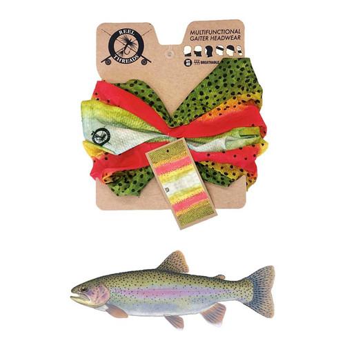 Rainbow Trout Neck Gaiter52388