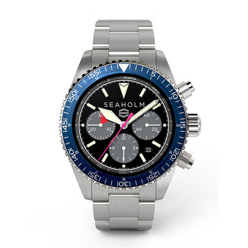 Seaholm Flats Chronograph Watch40872