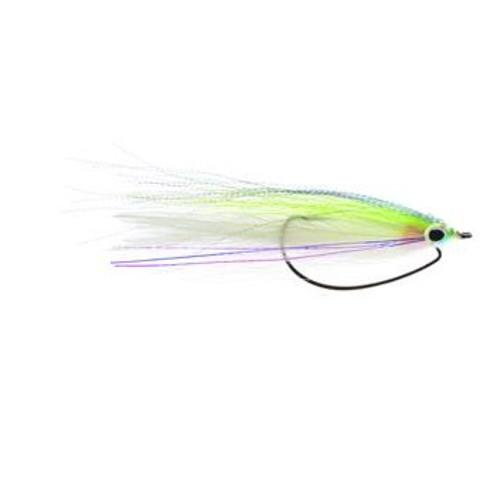 Hud's Bushwacker Chartreuse/White 2/023761