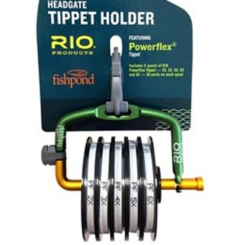Rio Fishpond Headgate 2x-6x Tippet Holder37672