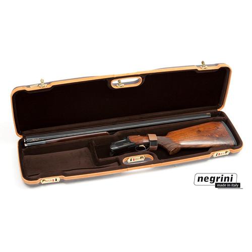 Negrini OU/SxS Deluxe Shotgun Case for Travel 1602LX/470737031