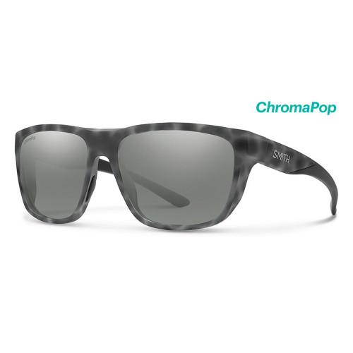 Barra Matte Ash Tortoise Frame/ ChromaPop Polarized Platinum Mirror Lens45859
