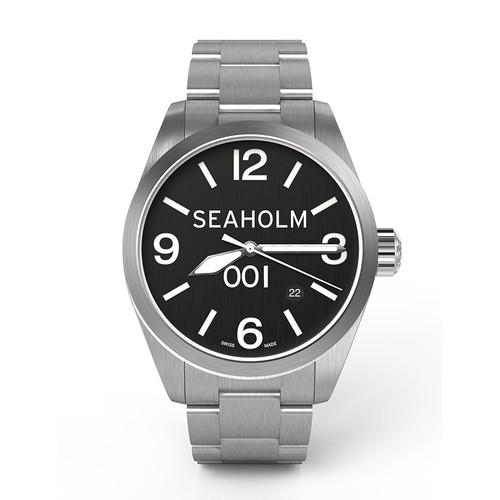 Seaholm Clark Watch40873
