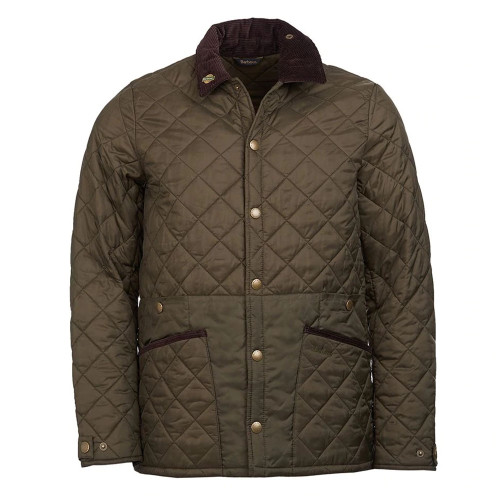 Men's Icons Liddesdale Quilted Jacket49928