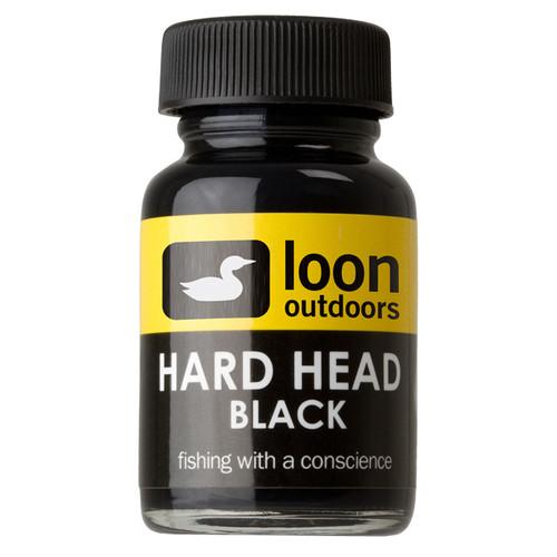 Loon Hard Head Black13555