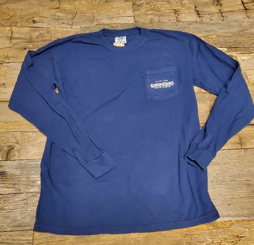 Gordy and Sons Pocket Tee LS52630