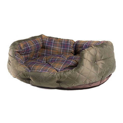 Quilted Dog Bed 30in11184