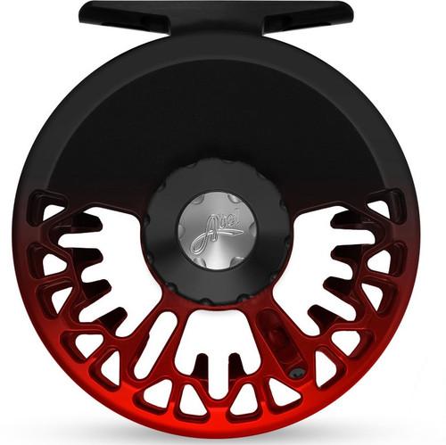 Vaya 5/6 Red Black Fade Reel52615