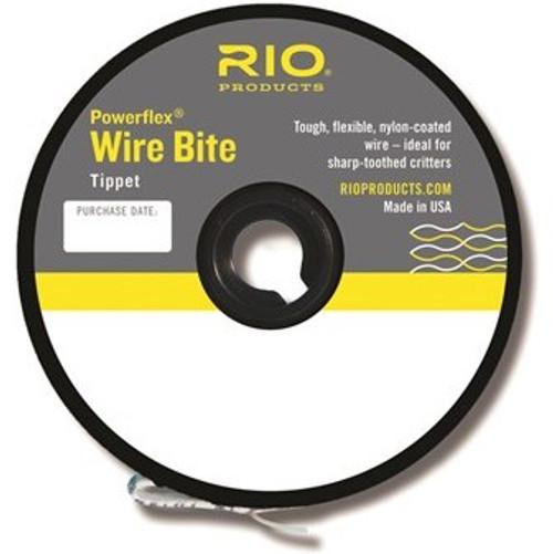 Rio Powerflex Wire Bite Tippet 20lb37678