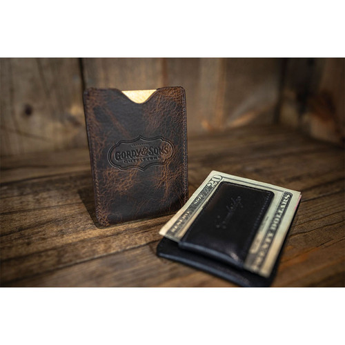 G&S Money Clip- Black36834