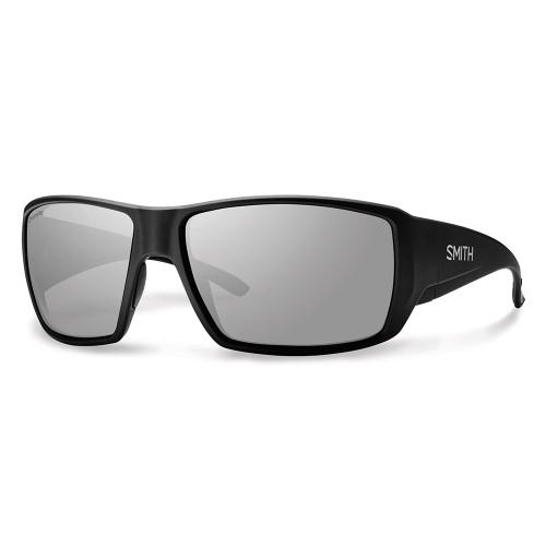 Guides Choice Matte Black Frame/ ChromaPop Polarized Platinum Lens32445