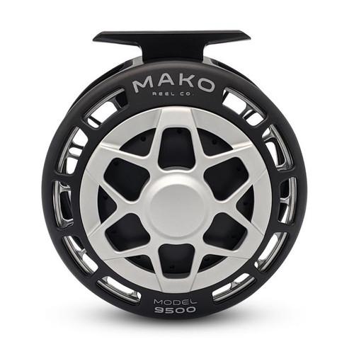 Mako Inshore 9500-810 LH Matte Platinum Reel53224