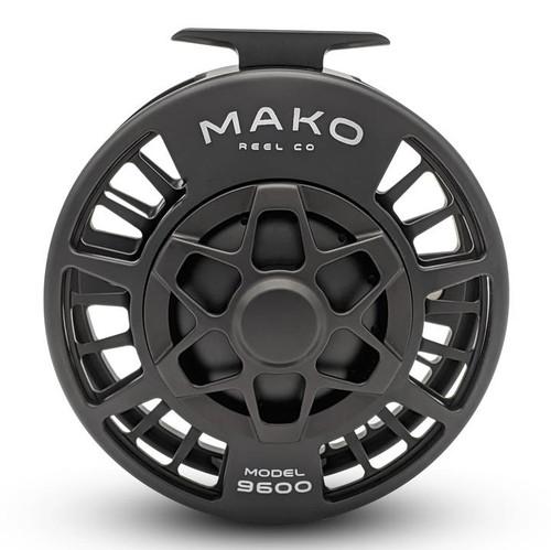 Mako Inshore 9600B RH Matte Black Reel53236