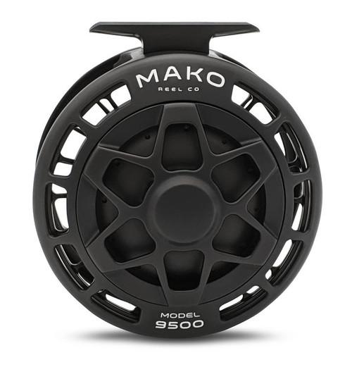 Mako Inshore 9500-810 LH Matte Black Reel53223