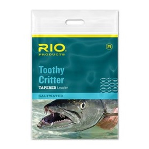 Rio Toothy Critter 45lb Knot-Able Wire Leader53649