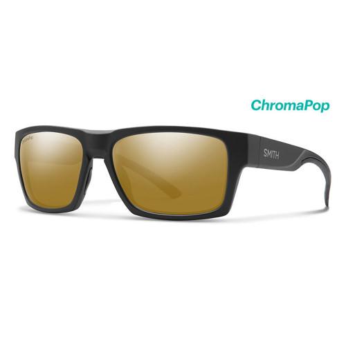 Outlier 2 Matte Black Frame/ ChromaPop Polarized Bronze Mirror Lens45473