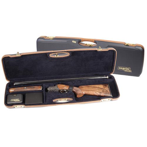 Negrini O/U Deluxe Sporter Shotgun Case 1654LX/516637032