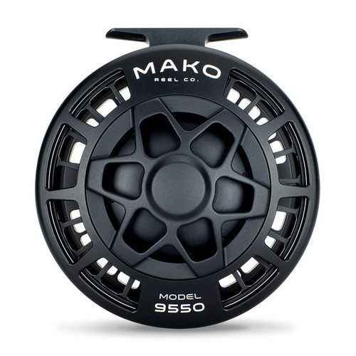 Mako Inshore 9550-810 LH Matte Black Reel53772