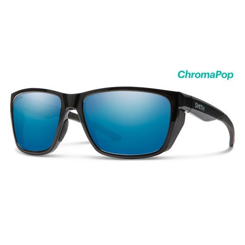 Longfin Black Frame/ ChromaPop Polarized Blue Lens40635