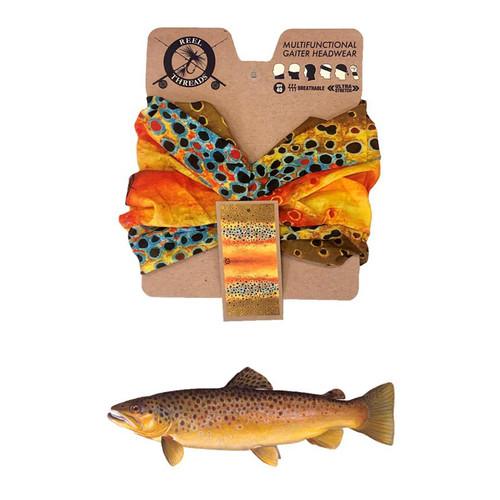 Brown Trout Neck Gaiter52389