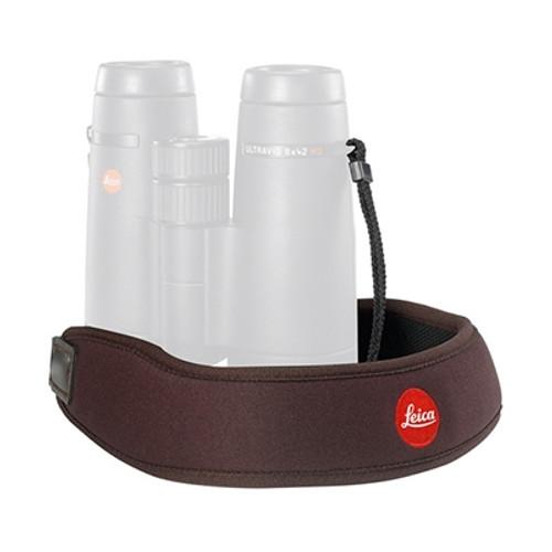 Leica Neoprene Binocular Strap, Chocolate Brown13412