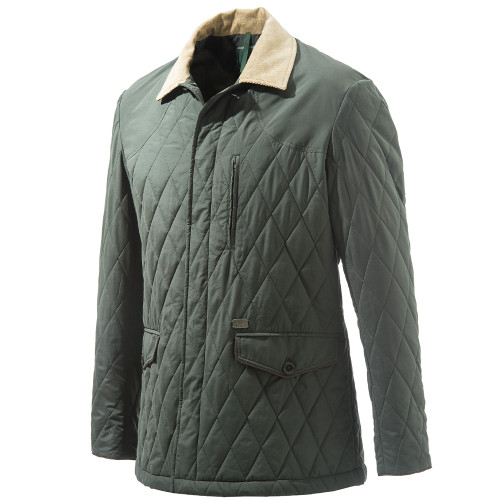 Maple Quilted Coat49414