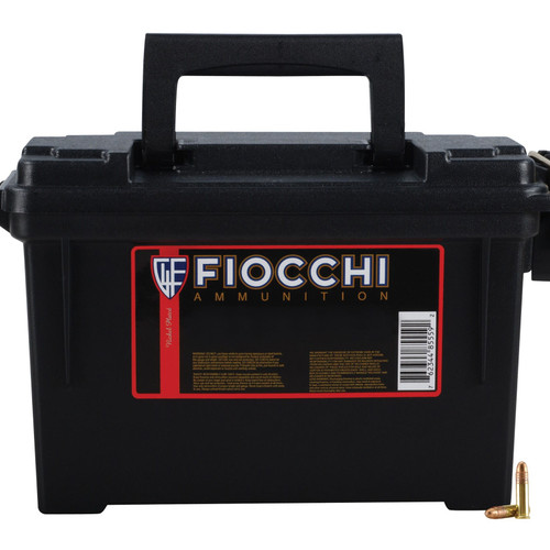 Fiocchi 22 LR High Velocity 40gr Copper Plated Round Nose 1575 Rounds54270