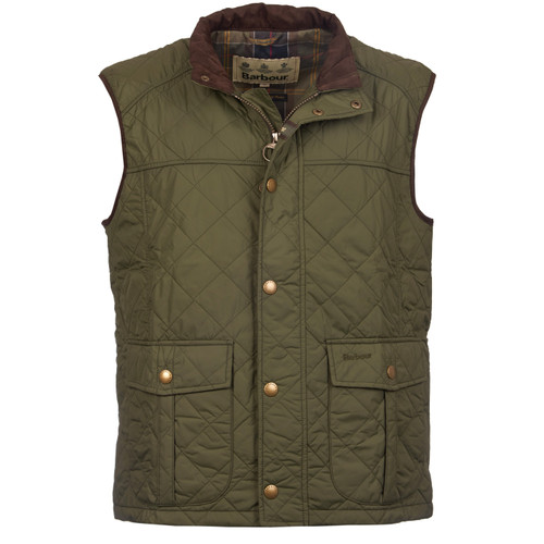 Barbour Explorer Quilted Gilet10874