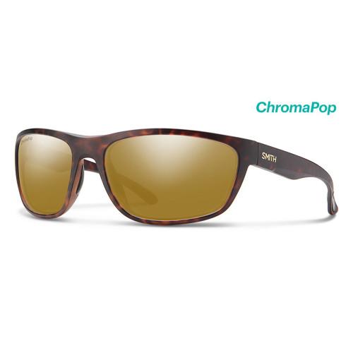 Redding Matte Dark Amber Tortoise Frame/ ChromaPop+ Polarized Bronze Mirror Lens45467