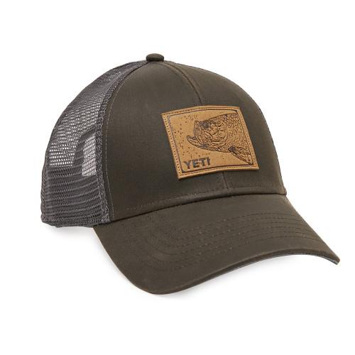 Tarpon Patch Trucker Hat40052