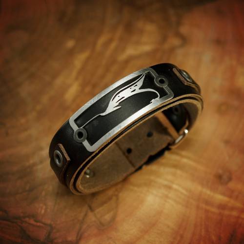 Streamer Bracelet- Black32821