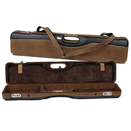 Negrini OU/SxS Ultra-Compact Sporter Shotgun Case 16407PLX40835